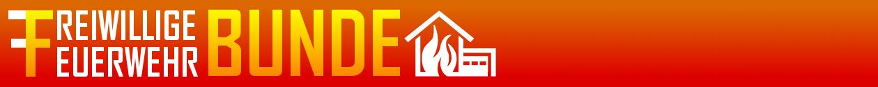 Feuerwehr Bunde
