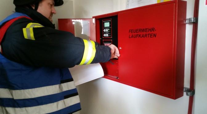 Nr.06 > Auslösung Brandmeldeanlage Lidl Verbrauchermarkt