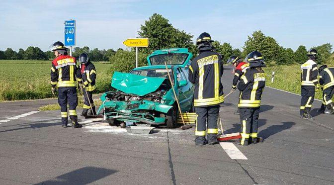 Nr.17> Auslaufende Betriebsstoffe nach Verkehrsunfall