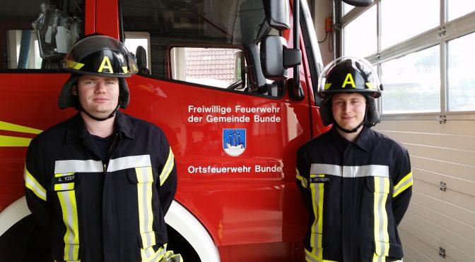 Jugendfeuerwehr Bunde steht vor der Gründung!
