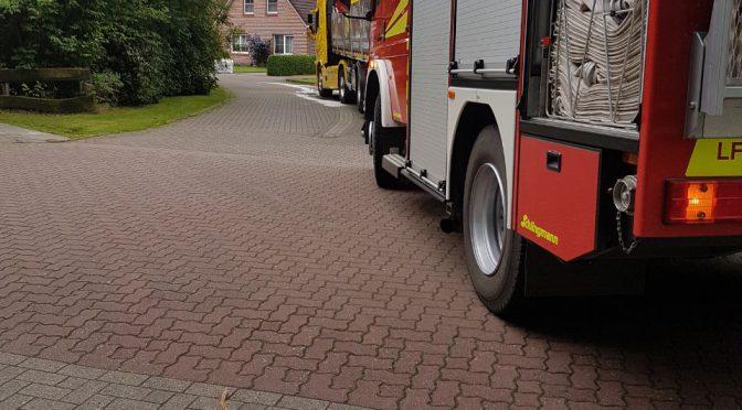 Nr.21>Tank eines Lkw gerissen-ca. 500 Liter Diesel ausgetreten